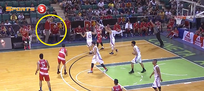 Phoenix Coach Ariel Vanguardia Fires Away From Way Downtown (VIDEO)