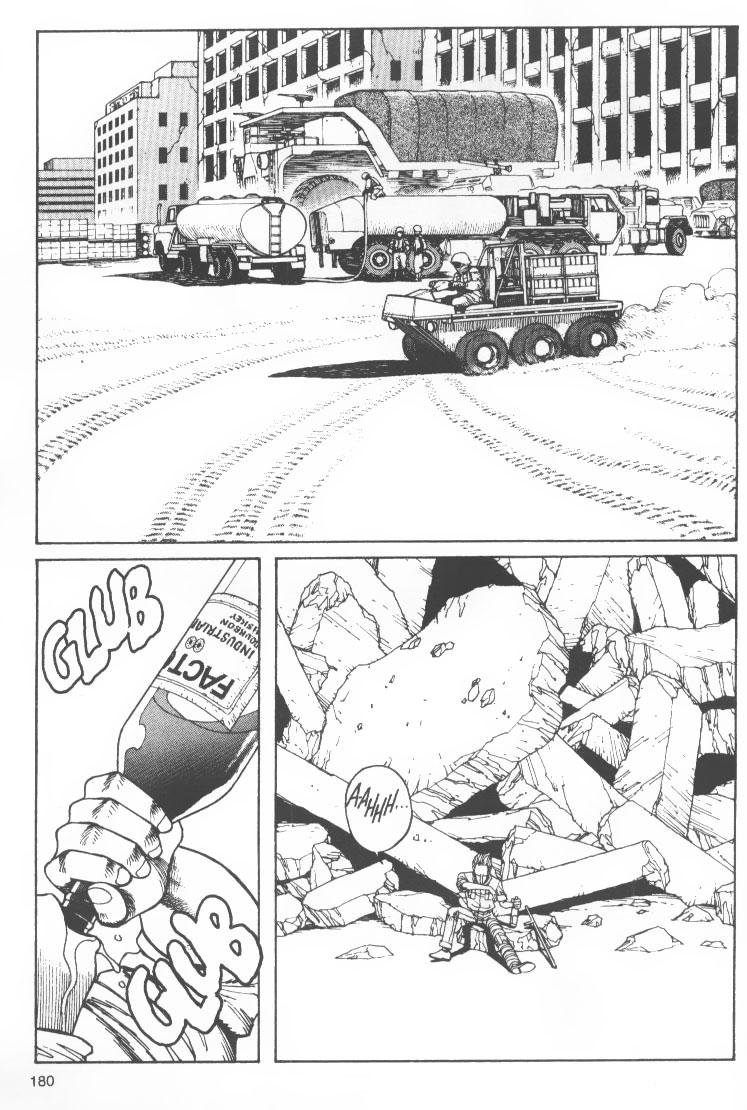 Battle Angel Alita chapter 34 trang 6