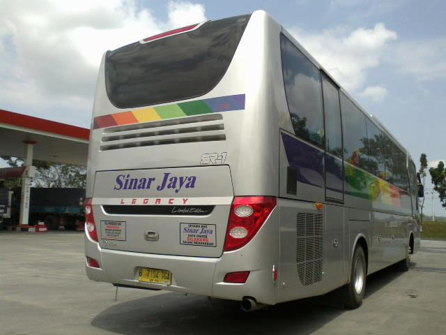Nomor Telepon Agen Info Harga Tiket Bus Sinar Jaya 2018