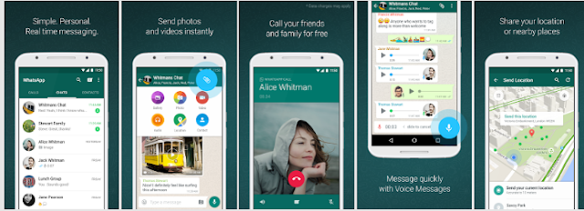 App Whats App Messenger Apk for Windows Phone Free Download