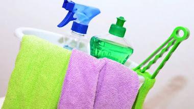 10 trucos para limpiar el baño más rápido