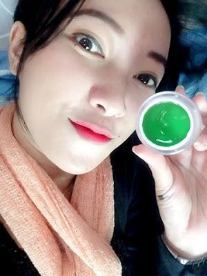 Testimoni Hasil Pemakaian Cream Arbutin Kojic Jelly Whitening Hijau