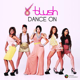 Blush In Their New High Energy Track: Dance On