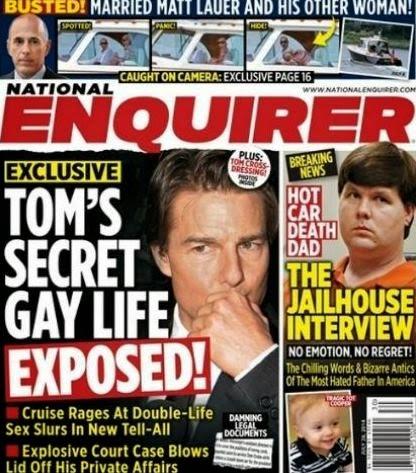 Tom Cruise Gay Rumor 102