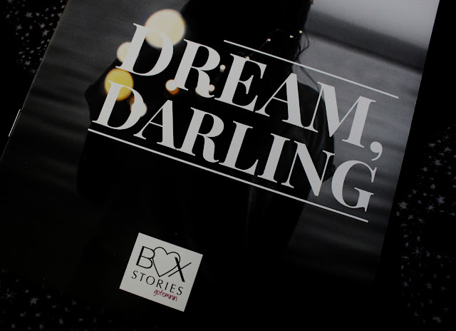 Unboxing gofeminin Box Stories Dream Darling