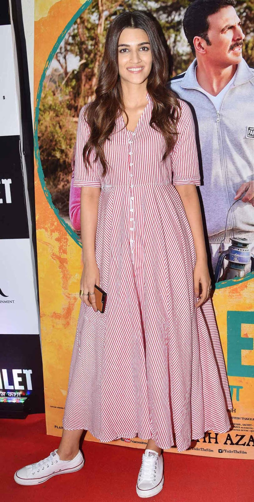 Bollywood Celebrities at 'Toilet: Ek Prem Katha' Special Screening