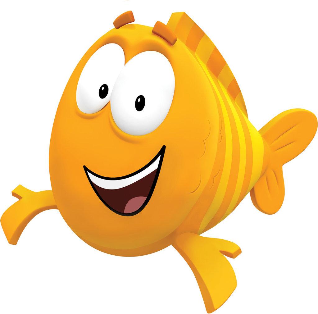 Cartoon Characters Bubble Guppies