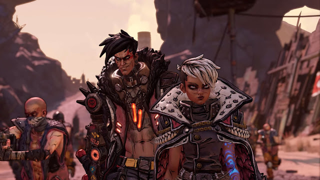 Borderlands 3 won't launch on Steam until 2020.