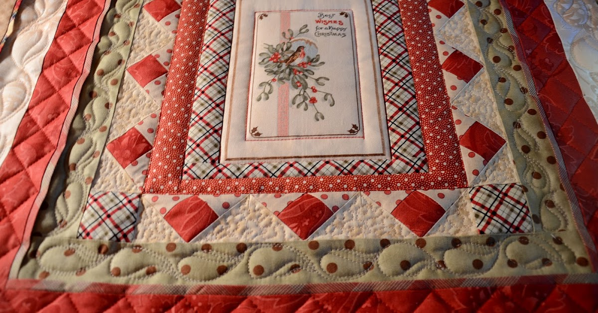 Sew N Wild Oaks Quilting Blog Christmas Quilt Along