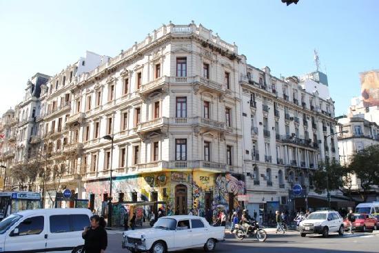 Hotéis bons e baratos em Buenos Aires