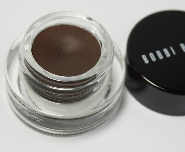 Review: Bobbi Brown - Long-Wear Gel Eyeliner (Chocolate Shimmer Ink 13)