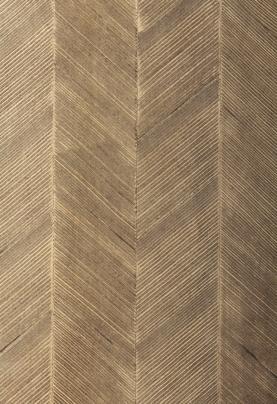 Yellow Yardstick Design: Metallic Wallpaper