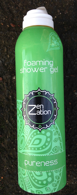 Zen Nation Foaming shower gel