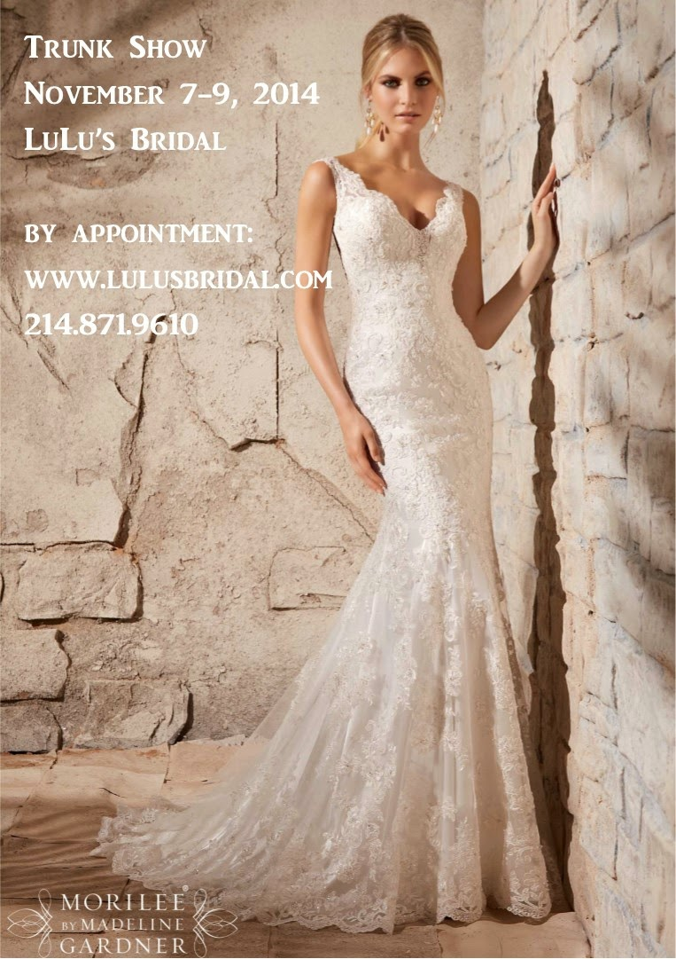 c6163a0120 LuLu s Bridal will host a show for Mori Lee (caution  site opens with  music