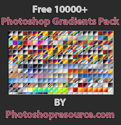 10000+ Photoshop Gradients