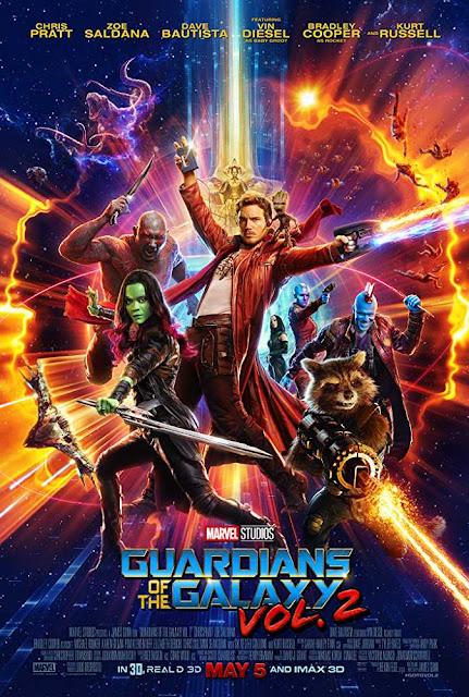 Guardians Of The Galaxy Vol 2 (2017) Dual Audio Hindi 480p BluRay 400MB