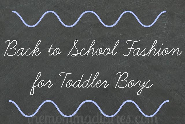 preschool fashion for boys