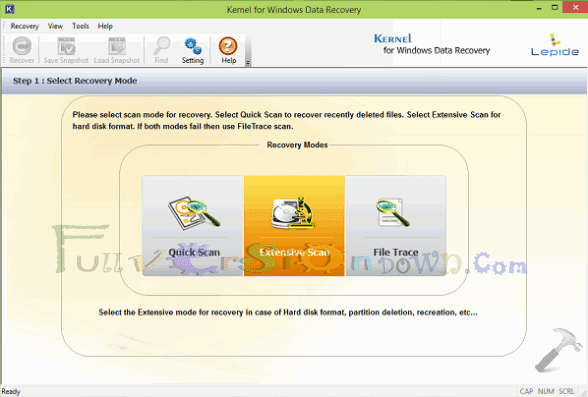 Kernel For Windows Data Recovery Full Version