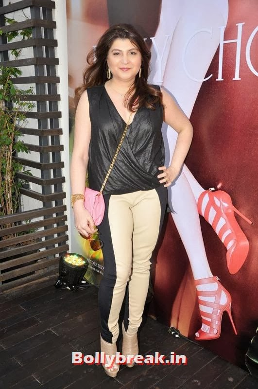 Delna Poonawala, Evelyn Sharma, Lisa Haydon & Sophie Choudry Spotted at Jimmy Choo's Women's Day Celebrations