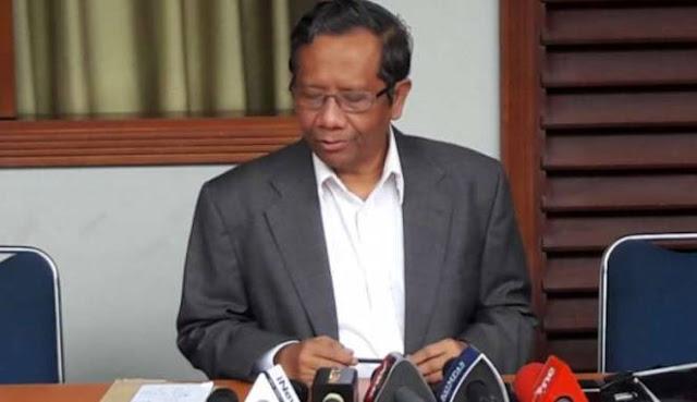 Di ILC Penjelasan Telak Prof. Mahfudh MD, Bungkam Ustadz Felix Siauw yang Ngotot dengan Sistem Khilafah Mau Diterapkan di Indonesia