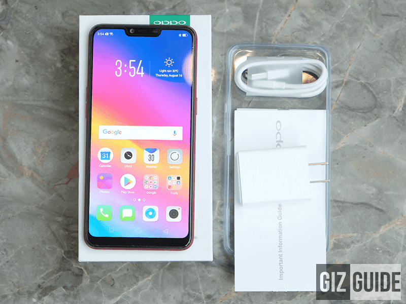 Oppo A3s Review Battery Champ On A Budget