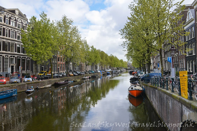 荷蘭, Amsterdam, Jordaan 運河區