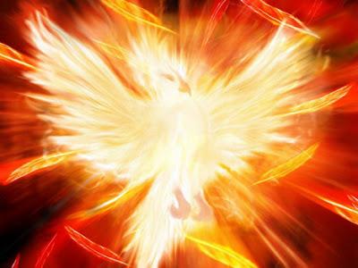 mito fenix ave de fuego inmortal