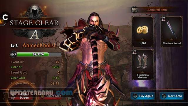 download game Cry(크라이) Dark Rise of Antihero Versi English Apk v1.3.7 MOD Mega