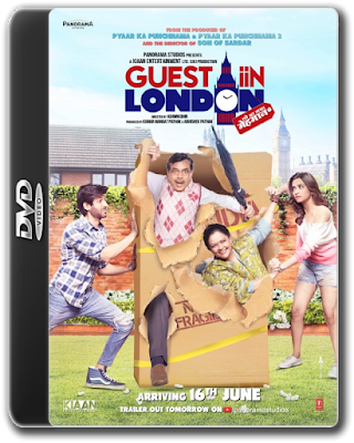 Guest iin London 2017 Hindi DVDRip 700Mb x264