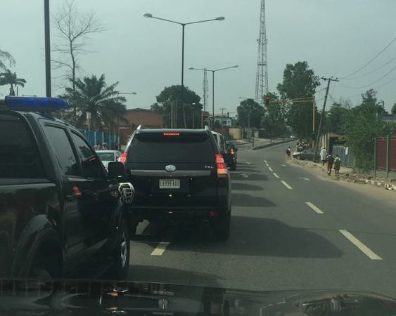 Is it wrong for Gov. Ambode to stop for traffic light? Here's what Ayo Shonaiya thinks