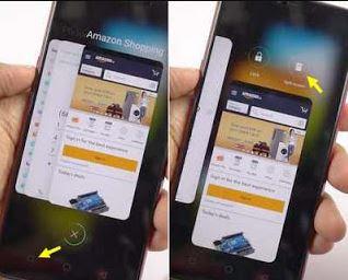 Cara Membuka 2 aplikasi dalam 1 layar di Hp OPPO Realme 1, Realme 2, Realme 2 Pro, dan Realme C1