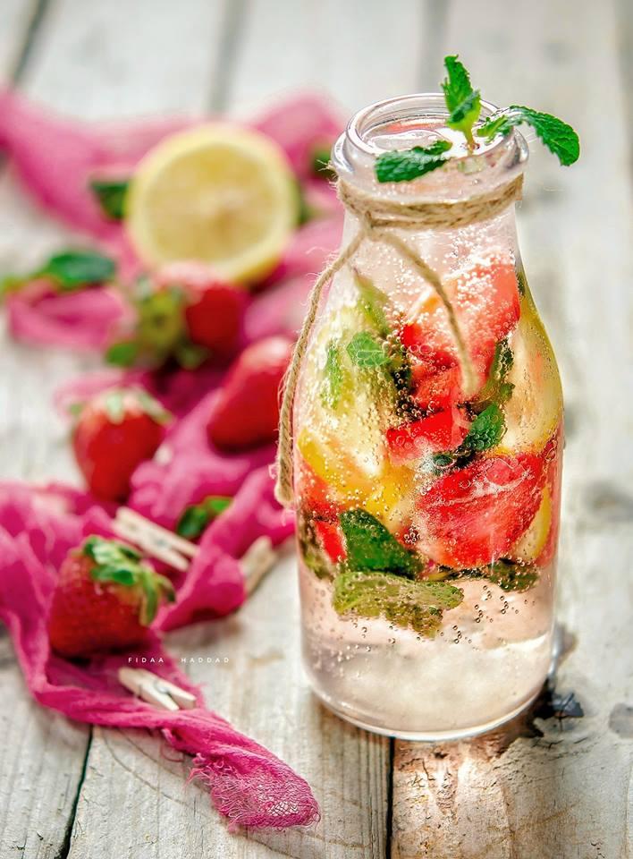 وصفة لعمل عصير