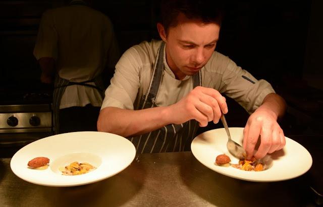The Tree Chimneys, schotse gastronomie, goed restaurant in schotland,