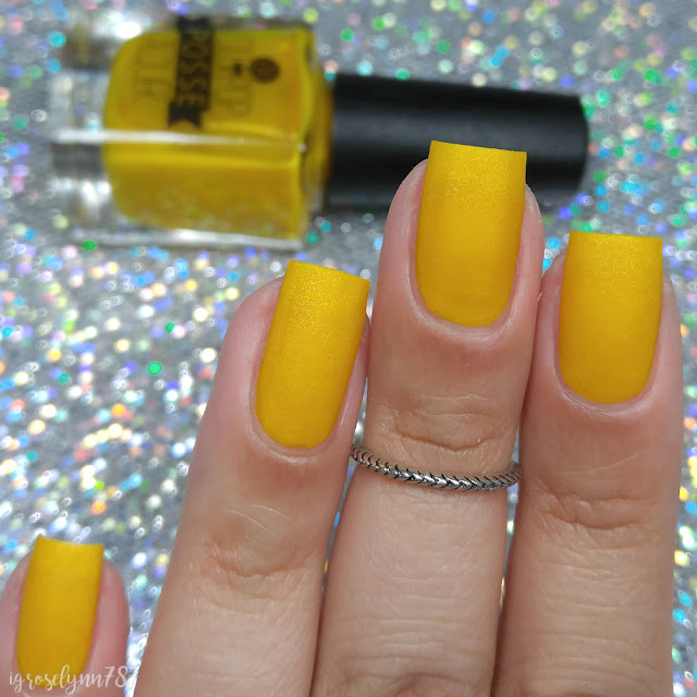 Lollipop Posse Lacquer - Spilling Tea
