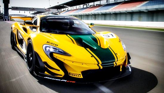 2016 Mclaren P1 Gtr Series Price Review