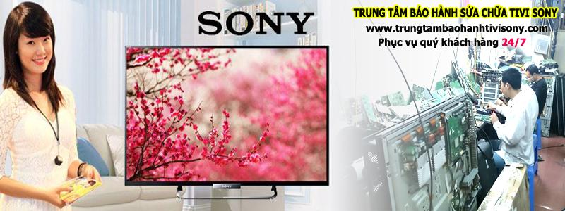 các tivi Sony không còn bảo hành miễn phí