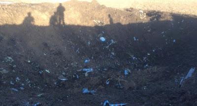 У Вінницькій області під час навчань розбився винищувач Су-27УБ