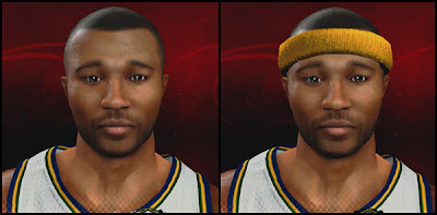 NBA 2K13 Mo Williams Cyberface Patch