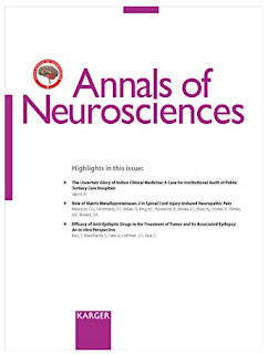 Annals of Neurosciences