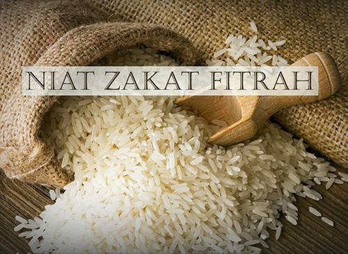 Lafadz Niat Doa Zakat Fitrah Mal Untuk Diri Sendiri Dan Keluarga