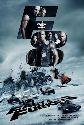 ตัวอย่างหนังใหม่ - Fast & Furious 8 (เร็ว แรงทะลุนรก 8) ซับไทย poster 3