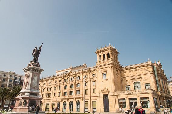 Teatro Victoria Eugenia. 20 cosas para ver en Donostia