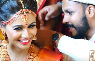 Beautiful Ceylonese Wedding Highlight Of Haridaran & Vithya