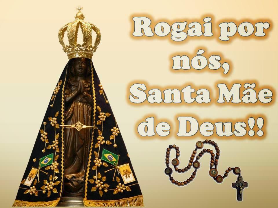 Nossa Senhora Aparecida Mãe Da Família Brasileira: ICatolica.com: Nossa Senhora Da Conceição Aparecida