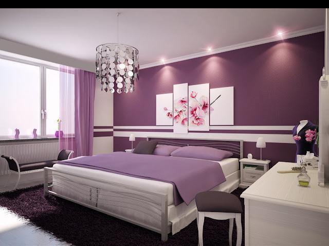 Quelle couleur dans la chambre pour faciliter le sommeil DECO