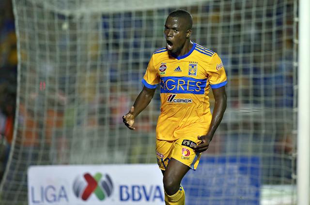 Tigres goleó 3-0 a Toluca