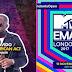 Davido Beats Wizkid To Win The MTV EMA Best African Act 2017 (Photos)