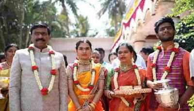 Mengejutkan, Pernikahan Anak Politikus Ini Nyaris Rp1 Triliun