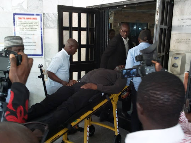 Dino Melaye in trouble as Police arrest doctor for treating him and giving fake record