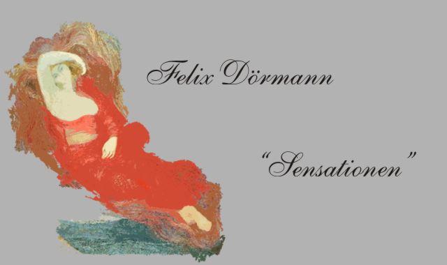 schlafende Frau-Felix Dörmann